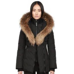 Black Mackage Jacket - medium